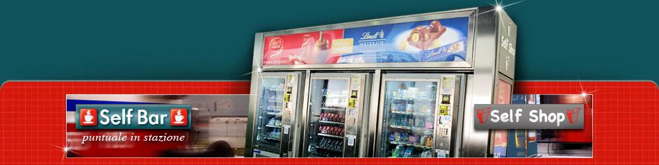 Self Bar Distributori Automatici In Stazione